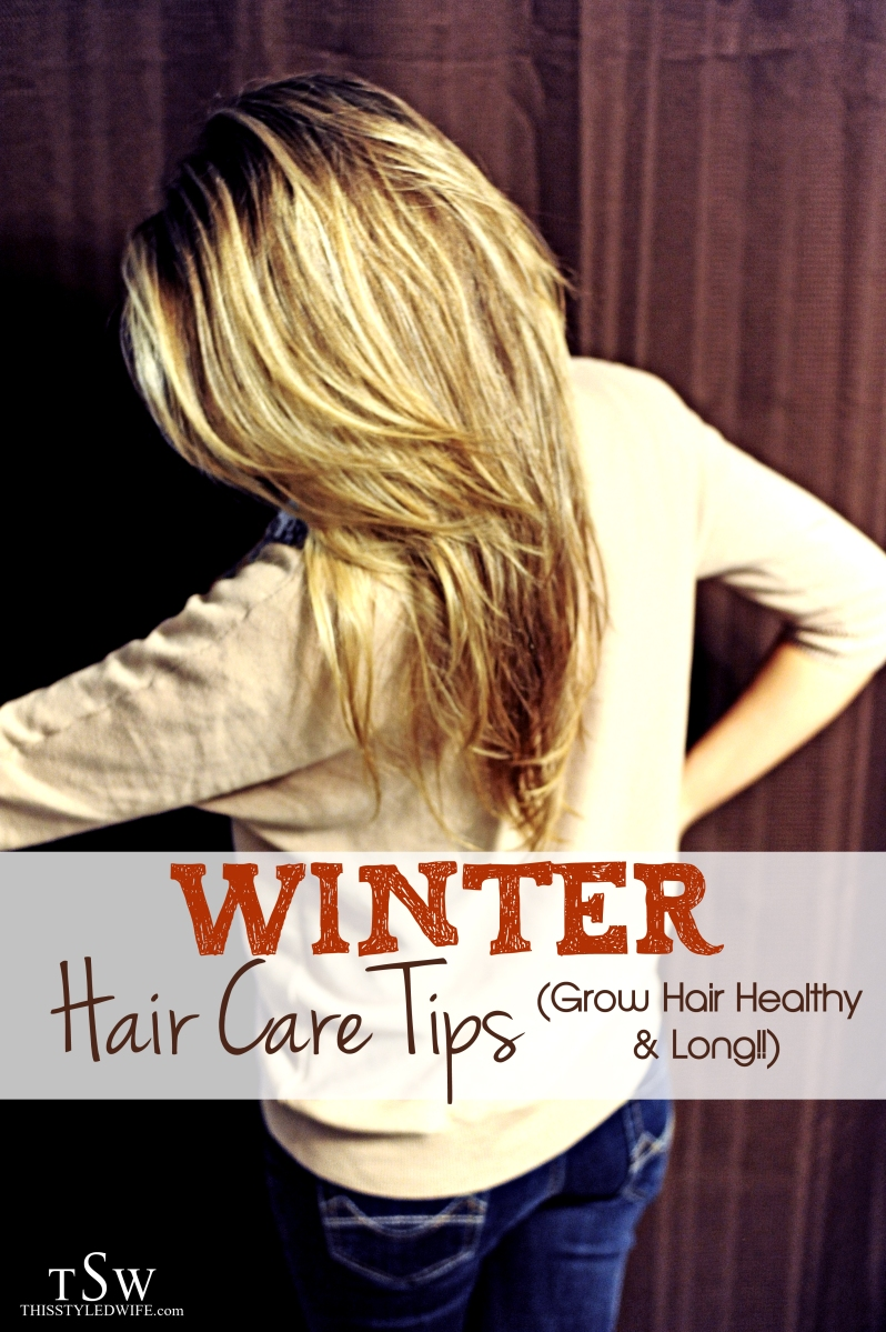 Winter Hair Care