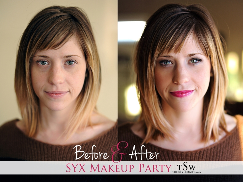 makeupbeforeandafter